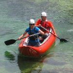 Schlauchboote und Stechpaddel für Wasserwanderung, Fluss, und Wildwasser | erhältlich bei Oberland Sports Murnau