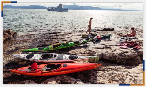 Wanderkajak Boote Seekajak | Oberland Sports Murnau