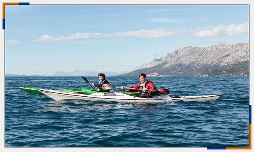 Seekajak Wanderkajak | Boote von Oberland Sports Murnau